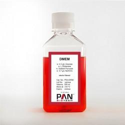 DMEM w: 4.5 g/l Glucose. w:...