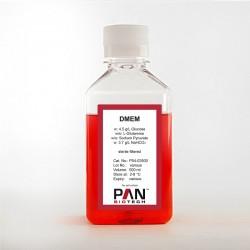 DMEM w: 4.5 g/l Glucose....
