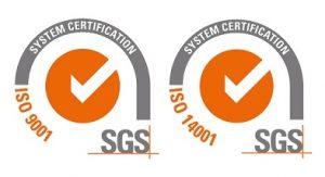 ISO 9001y ISO 14001